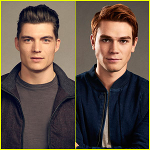 'Katy Keene' & 'Riverdale' Creator Roberto Aguirre-Sacasa Teases New Crossover With Shirtless Photo of Zane Holtz & KJ Apa