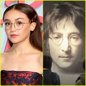 Anna Cathcart's Dad Says She Looks Like This Classic Rock Star