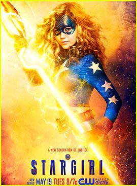 DC Comics' 'Stargirl' Gets New Poster & Teaser Trailer After Premiere Date Gets Moved Up