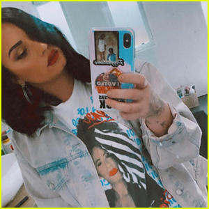 Demi Lovato Says Selena Quintanilla-Pérez Taught Her It's Okay To Do This As a Pop Star