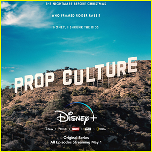 Disney+ Teases New Show 'Prop Culture' - Watch The Trailer!