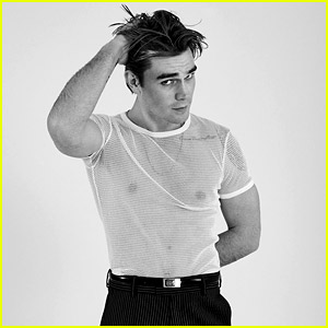 KJ Apa Doesn't View Himself as a Singer & Was Scared to Sing in 'I Still Believe'