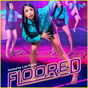 Liza Koshy Is Hitting The Dance Floor In New Quibi Series 'Floored'