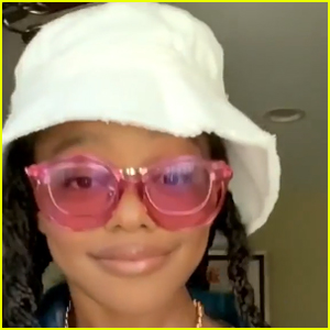 Marsai Martin, Storm Reid, Skai Jackson, & More Take On 'Don't Rush' TikTok Challenge (Video)