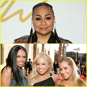 Raven Symone Weighs In On What Would Have To Happen Before a Cheetah Girls Reunion