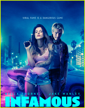 Bella Thorne Stars in New Thriller 'Infamous' - Watch the Trailer!
