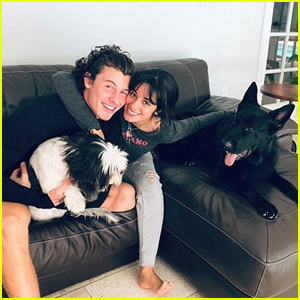 Shawn Mendes & Camila Cabello Get Cozy in Super Adorable Pic!