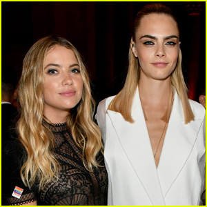 Here's How Cara Delevingne Responded to Photos of Ex Ashley Benson Kissing G-Eazy