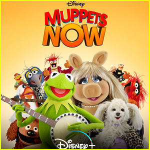 Disney+ Announces New Original Muppets Series 'Muppets Now'