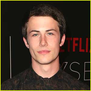 Dylan Minnette Shares Cute New Selfies Showing Off New Hair Color