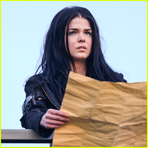 Marie Avgeropoulos Dishes On Octavia's Storyline In The Final Season of 'The 100'