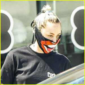 Miley Cyrus & Cody Simpson Head Out to Pick Up Dog Supplies Amid Quarantine