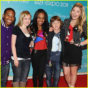 China Anne McClain & Jake Short Make Exciting 'A.N.T. Farm' Announcement