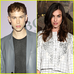 Tommy Dorfman & Rainey Qualley Join Cast of 'Love In The Time of Corona'!