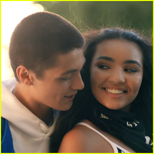 Asher Angel Dances With Gabrielle Wright In New 'No Pressure' Music Video