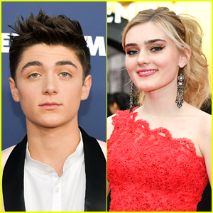 Asher Angel Releases 'Mixtape' Featuring Meg Donnelly Duet 'Livin' It Up' - Listen Now!