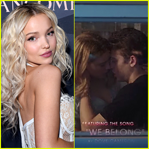 Dove Cameron's New Song 'We Belong' Is Out Now & Featured In New 'After We Collided' Clip