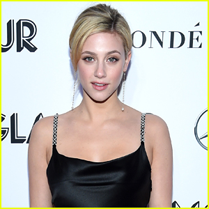 Lili Reinhart's Beach Selfie Is Super Hot - See It Now!