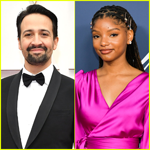 Lin-Manuel Miranda Says Halle Bailey Will Be 'Incredible' In 'The Little Mermaid'