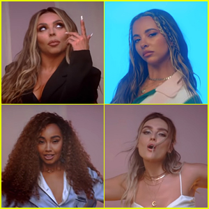 Little Mix Release Fun 'Holiday' Karaoke Lyric Video