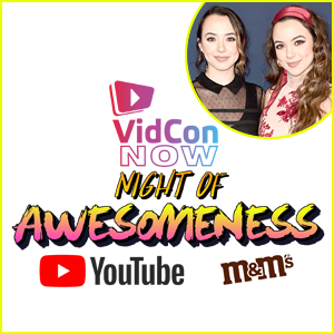Merrell Twins To Host VidCon Now's 'Night of Awesomeness' - Exclusive!