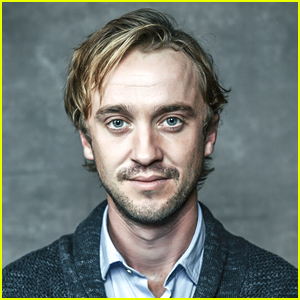 Tom Felton Has Malfoy Family Reunion For 'Harry Potter' Reading!