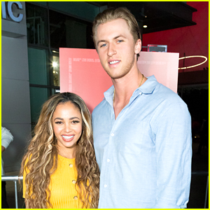 Vanessa Morgan Pregnant With First Child - See the Gender Reveal!