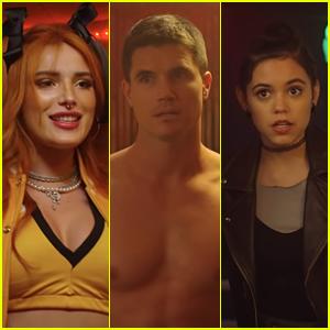 Bella Thorne & Robbie Amell Return as Ghosts In 'The Babysitter: Killer Queen' Trailer