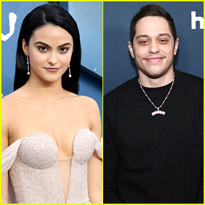Camila Mendes To Star as Pete Davidson's Girlfriend In New Film 'American Sole'