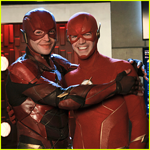 Could Grant Gustin Be In 'The Flash' Movie, CW's 'Flash' Showrunner Says...