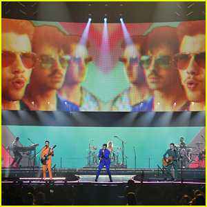 Jonas Brothers Celebrate 1 Year Since 'Happiness Begins Tour' Started!