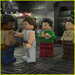 'LEGO Star Wars' To Release Holiday Special This Year - First Look!