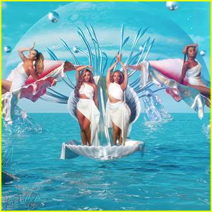 Little Mix Don Their Swimsuits For 'Holiday' Music Video - Watch Now!