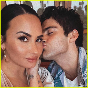Max Ehrich Pens Sweet Note For Fiancee Demi Lovato's Birthday