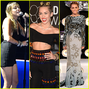 Miley Cyrus Returning To VMAs For 'Midnight Sky' Performance!