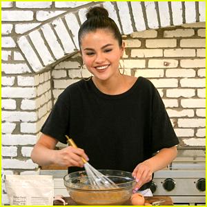 Selena Gomez's HBO Max Cooking Show 'Selena + Chef' Renewed For Season 2!