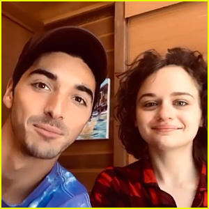 Taylor Zakhar Perez Weighs In On Constant Joey King Dating Rumors: 'She's Dope'