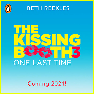 'The Kissing Booth' Author Beth Reekles Announces Third Book 'One Last Time'