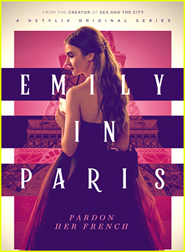 Lily Collins Stars In 'Emily In Paris' Trailer - Watch Now!