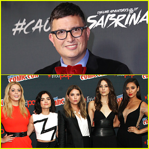 'Riverdale' Creator Working On 'Pretty Little Liars' Reboot!