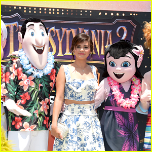 Selena Gomez Returning For 'Hotel Transylvania 4' as Star & Executive Producer!