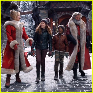 Darby Camp & Jahzir Bruno Star In 'The Christmas Chronicles: Part 2' Trailer