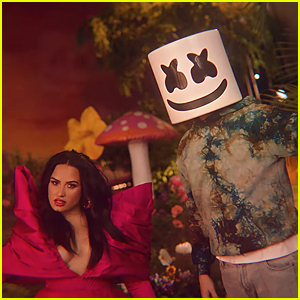 Demi Lovato & Marshmello Release 'OK Not To Be OK' Remix Song & New Video!