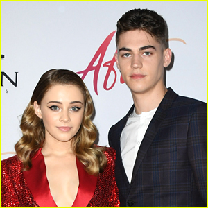 Josephine Langford & Hero Fiennes-Tiffin Dish on Intimate 'After We Collided' Scenes
