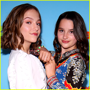 Jules LeBlanc & Jayden Bartels Sing 'Side Hustle' Theme Song 'We Got This' - Listen!