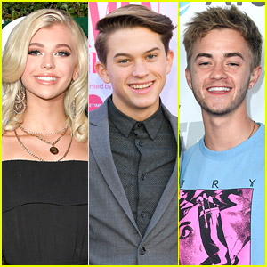 Loren Gray & Deacon Phillippe, JVCKJ & More - New Music Friday 10/30