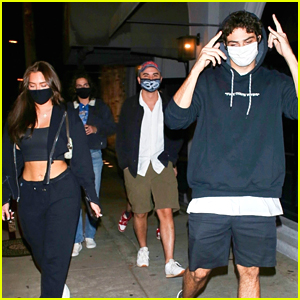Noah Centineo & Stassie Karanikolaou Step Out After False Marriage Rumors
