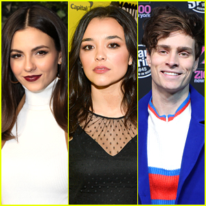 Victoria Justice, Midori Francis & Spencer Sutherland Cast In 'Afterlife of the Party'