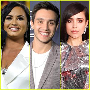 Demi Lovato, Gabriel Conte, Sofia Carson & More - New Music Friday 11/20