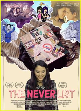Fivel Stewart Stars In 'The Never List' Trailer - Watch Now! (Exclusive)
